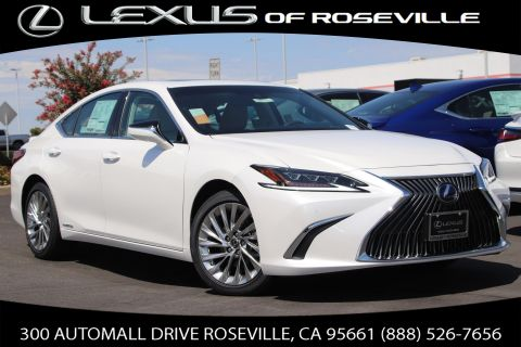 2019 Lexus ES 300h ULTRA LUXURY 300h