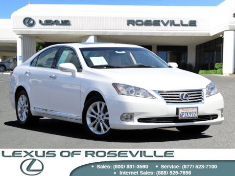 Used 2011 Lexus ES Sedan
